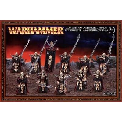 MO: Executioners - Darkling Coven - Games Workshop