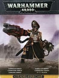 MO: Commissar Yarrick (Astra Militarum Cadians) - Warhammer 40.000 - Games Workshop