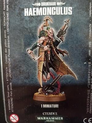 MO: Haemonculus - Drukhari - Warhammer 40.000 - Games Workshop