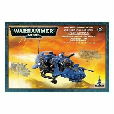 Land Speeder Storm der Space Marines - Space Marines - Warhammer 40.000 - Games Workshop