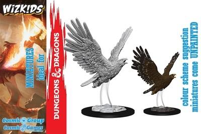 D&D Nolzur's Marvelous Miniatures - PATHFINDER DCUM GIANT EAGLE