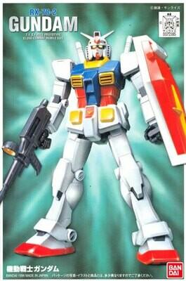 First Grade (FG) 1/144 RX-78-2 Gundam - Bandai - Gunpla