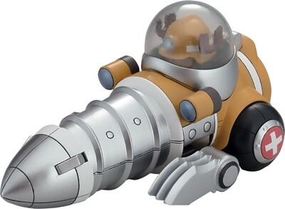 ONE PIECE CHOPPER ROBOT #4 CHOPPER DRILL - Bandai - Gunpla