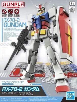 First Grade RX-78-2 Gundam 1:144 - Bandai - Gunpla