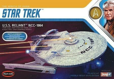 Star Trek - U.S.S. Reliant NCC-1864 - Gunpla