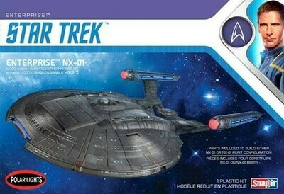 Star Trek - Enterprise NX-01 - Gunpla