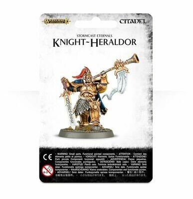 MO: STORMCAST ETERNALS KNIGHT-HERALDOR - Warhammer Age of Sigmar - Games Workshop