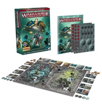 Warhammer Underworlds: Starter Set (Englisch) - Warhammer Underworlds - Games Workshop