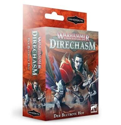 Warhammer Underworlds: Direchasm – Der Blutrote Hof The Crimson Court (Deutsch) - Games Workshop