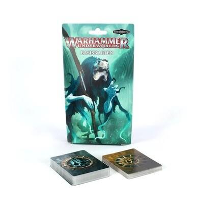 Warhammer Underworlds: Basiskarten DEUTSCH - Warhammer Underworlds - Games Workshop
