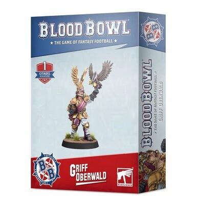 Griff Oberwald - Blood Bowl - Games Workshop
