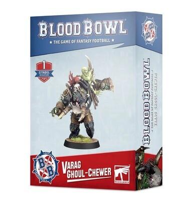 Varag Ghoul-Chewer - Blood Bowl - Games Workshop