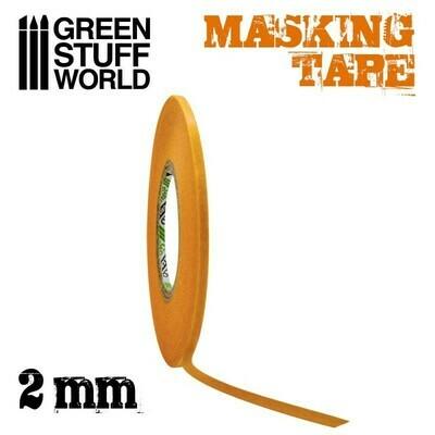 Abdeckband Masking Tape - 2mm