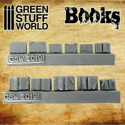 Resin Books Bücher - Greenstuff World
