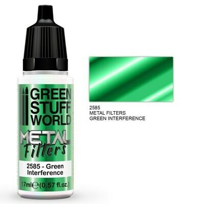 Metal Filters - Green Interference - Greenstuff World