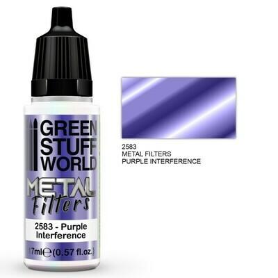 Metal Filters - Purple Interference - Greenstuff World