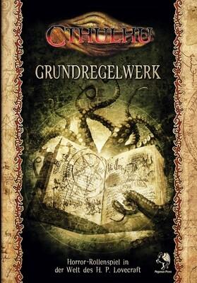 Cthulhu: Grundregelwerk (Hardcover) - Rollenspiel