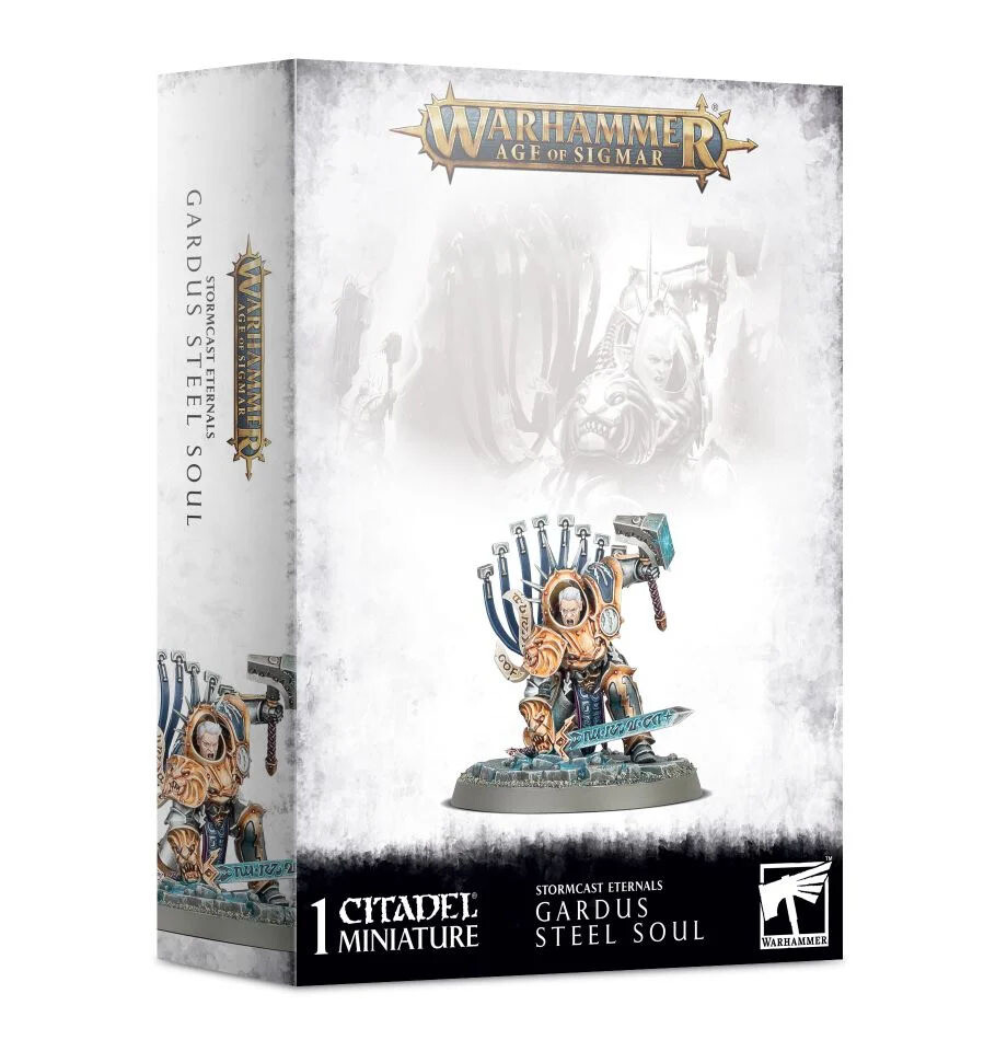 Gardus Steel Soul - Stormcast Eternals - Age of Sigmar - Games Workshop