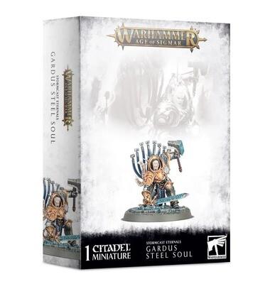 Gardus Steel Soul - Stormcast Eternals - Age of Sigmar - Games Workshop