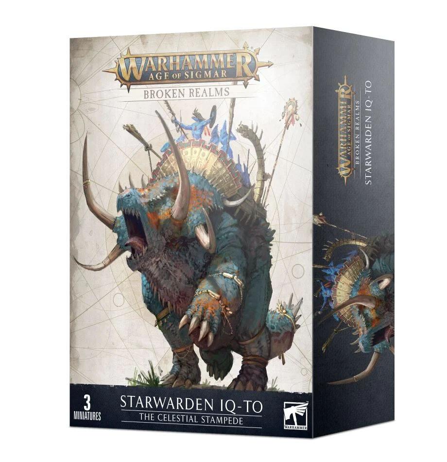 Broken Realms: Die Celestische Stampede - Seraphon - Warhammer Age of Sigmar - Games Workshop