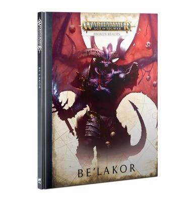 Broken Realms: Be'lakor (Englisch) - Warhammer Age of Sigmar - Games Workshop