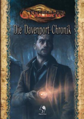 Cthulhu: Die Davenport-Chronik (Softcover) - Rollenspiel