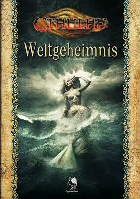Cthulhu: Weltgeheimnis (Hardcover) - Rollenspiel