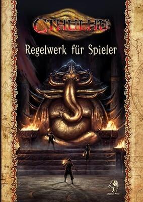 Cthulhu: Regelwerk für Spieler (Hardcover) - Rollenspiel