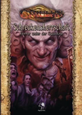 Cthulhu: Schreckensherrschaft (Hardcover) - Rollenspiel
