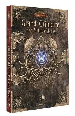 Cthulhu: Grand Grimoire (Normalausgabe) (Hardcover) - Rollenspiel