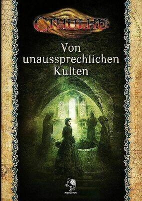Cthulhu: Von unaussprechlichen Kulten (Hardcover) - Rollenspiel