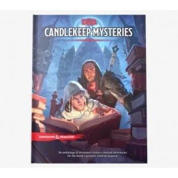 Dungeons & Dragons D&D Candlekeep Mysteries HC - EN