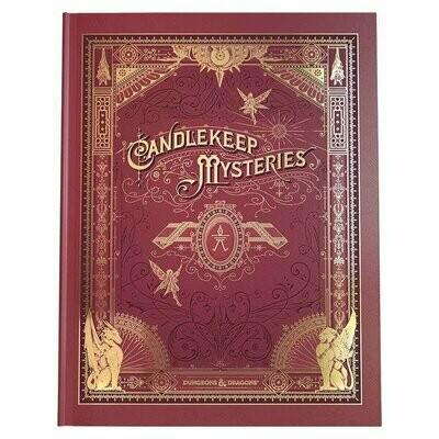 Dungeons & Dragons D&D Candlekeep Mysteries HC - EN Limited