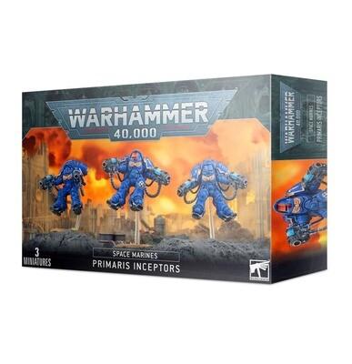 Primaris Inceptors Space Marines - Warhammer 40.000 - Games Workshop