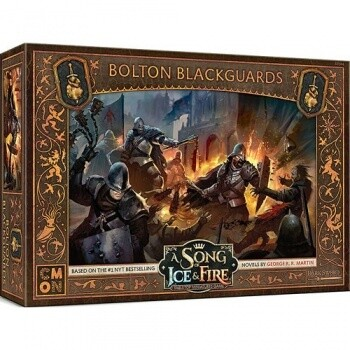 A Song Of Ice And Fire - Bolton Dreadfort Blackguards - EN