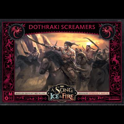 A Song Of Ice And Fire - Targaryen Dothraki Screamers - EN