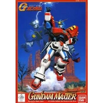 GUNDAM - 1/144 GUNDAM MAXTER - Bandai - Gunpla