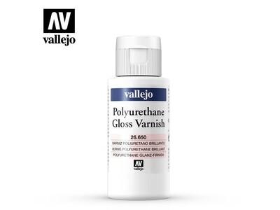 Vallejo 26650 Polyurethane Gloss Varnish (60ml) - Vallejo