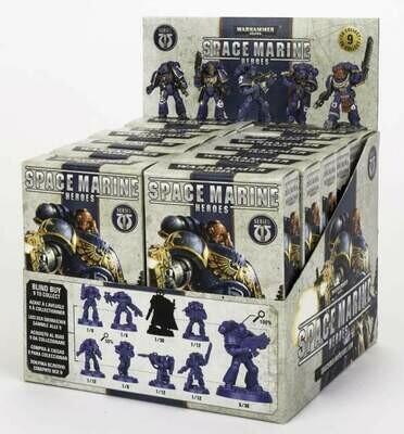 Space Marine Heroes Serie 1 Box