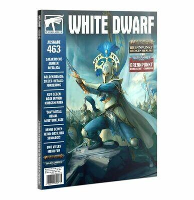 White Dwarf 463 - 2021 April (Deutsch) - Games Workshop