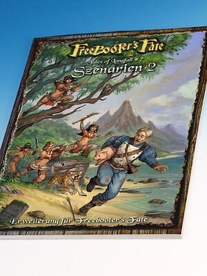 Tales of Longfall #7, Szenarien 2 (DEUTSCH) - Freebooter's Fate