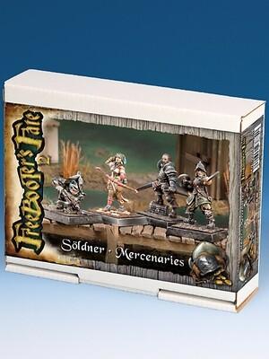 Söldner Starter-Box 2 - Söldner - Freebooter's Fate