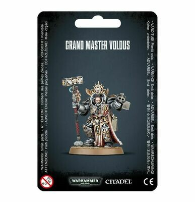 Grand Master Voldus - Grey Knights - Warhammer 40.000 - Games Workshop