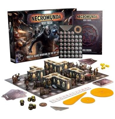 Necromunda: Hive War (Englisch) - Games Workshop