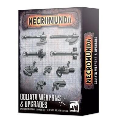Waffen & Upgrades für Goliath Weapons & Upgrades - Necromunda - Games Workshop