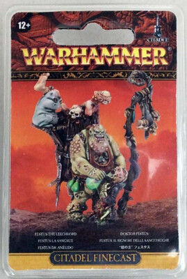 Festus The Leechlord - Age of Sigmar - Warhammer 40.000 - Games Workshop
