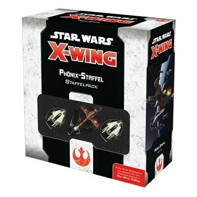 Star Wars: X-Wing 2. Edition – Phönix-Staffel - DE
