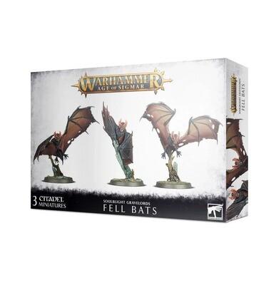 Fell Bats - Soulblight Gravelords - Warhammer Age of Sigmar - Games Workshop