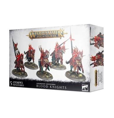 Blood Knights - Soulblight Gravelords - Warhammer Age of Sigmar - Games Workshop
