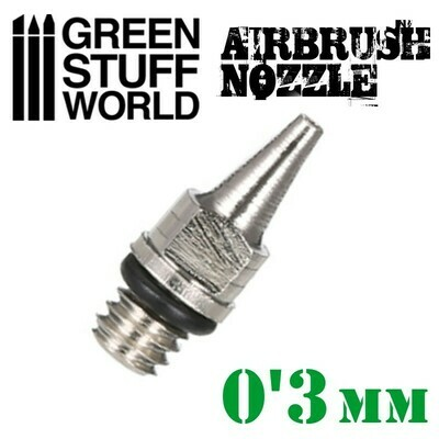 Düse Airbrush 0.3mm - Airbrush